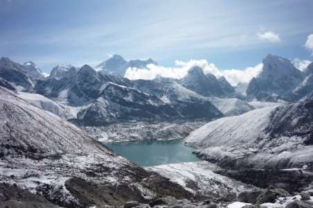 Everest Base camp View