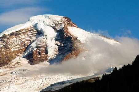 Mt Baker Glaciers