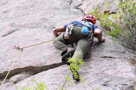 Intro to Rock Climbing