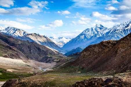 A view of Annapurna