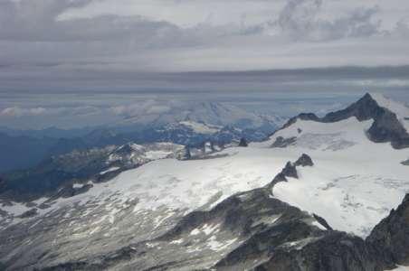 A view of Sahale Peak