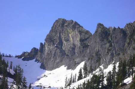 The Tooth at Snoqualmie near Seattle