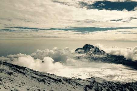 Stella Ridge Mawenzi Peak