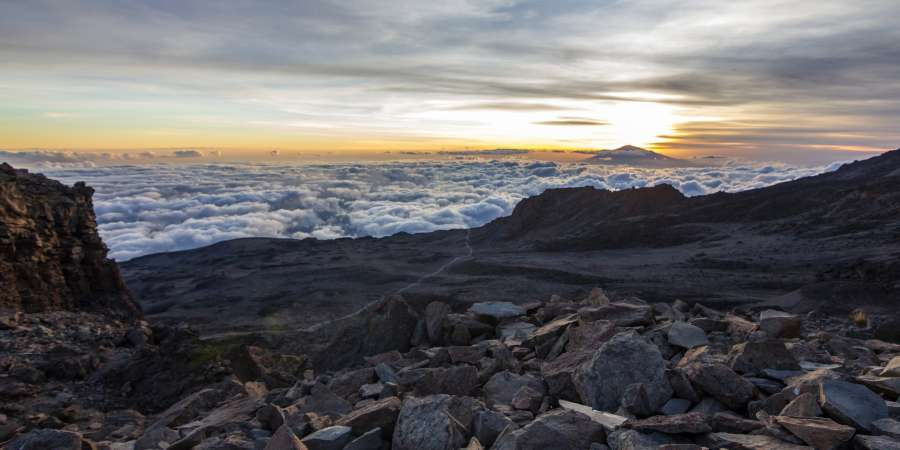camp barafu kilimanjaro