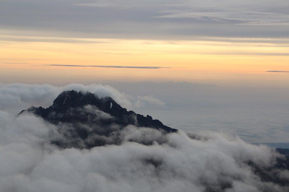 Uhuru peak (Day 6)