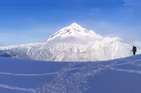 Diamond Head-winter hiking