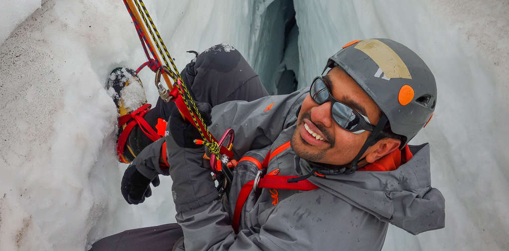 Crevasse Rescue Course