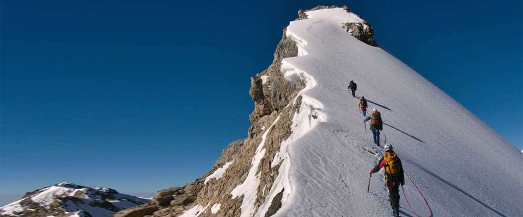 Alpine Climbing Leadership Program
