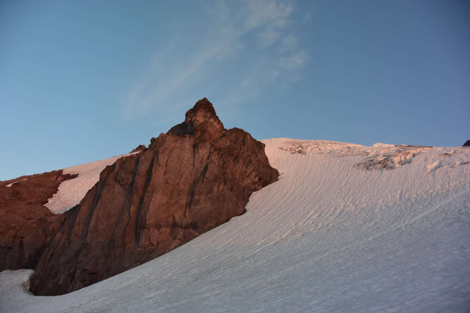 Glacier Peak Trip