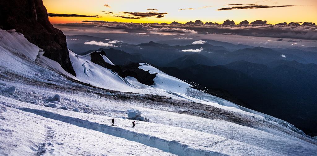 Alpine Ice Climbing